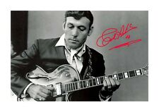 Carl Perkins 2 A4 reproduction signature poster with choice of frame
