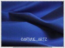 3 Yard Indian Plain Blue Fabric 100% Cotton Light Weight New Sanganeri Fabric1