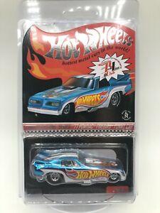 Hot Wheels 2014 Selections '77 Pontiac Firebird Funny Car RLC NIB VHTF