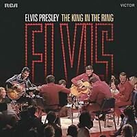 Elvis Presley - The King In The Ring (NEW 2 VINYL LP)