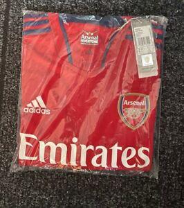Arsenal Home Shirt 21/22 Men Adult Size XL