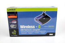 Linksys Compact Wireless -G USB WUSB54GP NEW & SEALED
