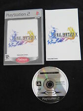 PS2 : FINAL FANTASY X 10 - Completo, ITA !