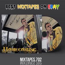 Machine Gun Kelly - Homecoming Mixtape (Artwork CD/Front/Back Cover)