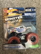 Hot Wheels Monster Jam Ice Cream Man 1:64