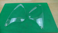Kawasaki ZX6R 636 B1H 2003-2004 Headlight lens covers protectors