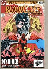 Superman Annual #5-1993 nm- Bloodlines