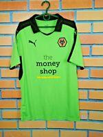 Wolverhampton Wanderers Jersey 2016 2017 Away MEDIUM Shirt Football Soccer Puma