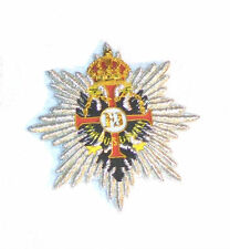 Royal Austro Hungary Habsburg Empire Franz Josef Order Badge Merit Knight Patch