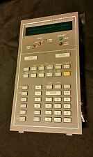 Agilent HP 5890 Series 2 II GC Keyboard Display 05890-61365 Gas Chromatograph