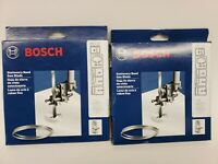 Lot of 2 Bosch BS5618-15s 56-1/8-Inch by 1/8-Inch by 15TPI Wood Bandsaw Blade