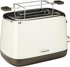 Kenwood Meserine TCM811 WH 980 W 2-Scheiben Toaster weiß - NEU/OVP - Rechnung ✅