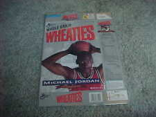 1989 Michael Jordan Chicago Bulls Basketball Full Wheaties Box