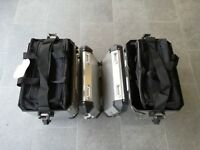 PANNIER LINER BAGS  INNER BAGS FOR BMW R1200GSA & F800GSA ADVENTURE LATER YEARS