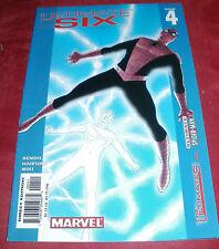 Ultimate Six Heft 4, Marvel, Englische Ausgabe