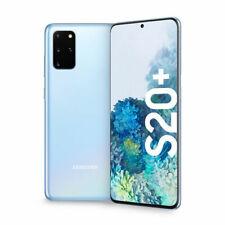 Samsung Galaxy S20+ Plus SM-G985 8+128GB Dual Sim ITALIA 4G LTE CLOUD BLUE