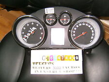 tacho kombiinstrument opel astra j 13335674 speedometer cockpit tachometer clock
