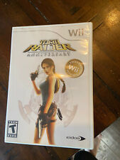 New listing Lara Croft: Tomb Raider Anniversary (Nintendo Wii, 2007)