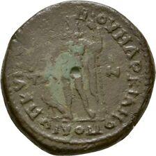 Ancient Rome AD 197 - 217 MOESIA INFERIOR MARCIANOPOLIS CARACALLA ZEUS