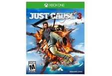 Just Cause 3 - Microsoft, Xbox One XB1 Factory Sealed