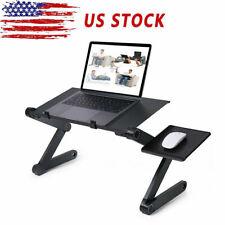 Multifunction Ergonomic Folding Table Tray PC Laptop TV Dinner Sofa Bed Desk