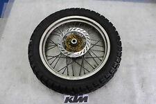 KTM 620 LC4 JANTE ROUE MOYEU DE ARRIÈRE HI DISQUE FREIN Pneus #r7020