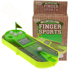 Doigt sport golf-Compact Voyage Jeu Putter Mini Stocking Filler
