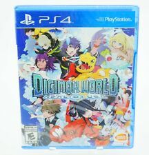 Digimon World Next Order: Playstation 4 [Brand New] PS4
