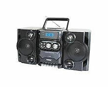 NAXA Electronics Portable MP3/CD Player with AM/FM Stereo Radio and Cassette