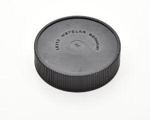 Leica Leitz Wetzlar Germany 14162J Rear Cap for R Series Lenses (#3736)