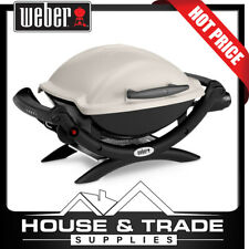 Weber Gas Barbecue Baby Q LPG BBQ Q1000