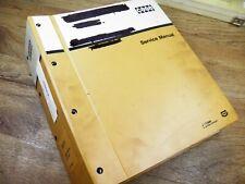 Case 580ck Backhoe Loader And Forklift Service Manual Oem 9 69650