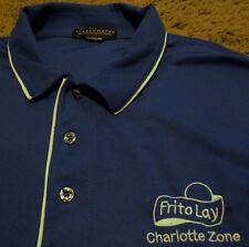 Men's ~ Frito Lay Charlotte Zone ~ Top Sales Performer Polo Golf Shirt ~ XL