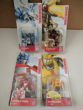 SET OF 4 TRANSFORMERS AGE OF EXTINCTION LEGION CLASS FIGURES ALL BRAND NEW BOXED