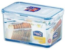 Lock and Lock 64-Fluid Ounce Rectangular Food Container, Tall, 7.9-Cup