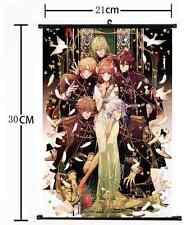 HOT Japan Anime Amnesia  Wall Poster Scroll Home Decor Cosplay 609