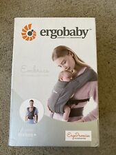 Ergobaby Embrace Heather Grey Color