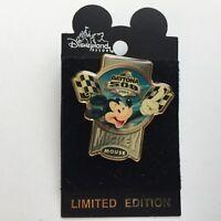 2004 Disney & Daytona 500 Mickey Mouse Logo Disney Pin 27843