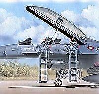 Plus Model AL4042 - 1:48 Zubehör Ladders F-16 B/D