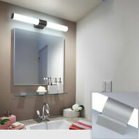 Modern Bathroom LED Mirror Front Light Vanity Toilet Wall Mount Lamp Sconces un