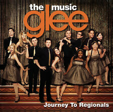 Glee, Glee Cast - Glee: The Music - Journey to Regionals [New CD] Extended Play