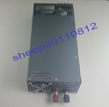 AC200-240V to 60VDC 20A 1200W switching Power Supply Regulator converter lab