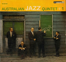 "AUSTRALIAN JAZZ QUINTET ""+ 1"" 50'S LP BETHLEHEM 6015"