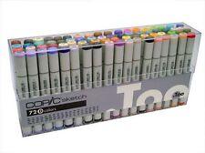 Copic Sketch Marker Set - 72 Plumas-Set D
