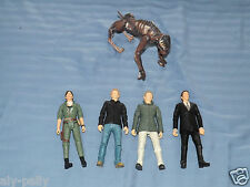 PRIMEVAL ACTION POSEABLE FIGURES LOTS TO CHOOSE FROM BBC SERIES