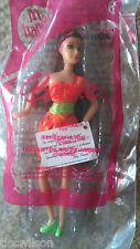 McDonalds Barbie #6 NIP Rio Teresa 2008 (bin2)