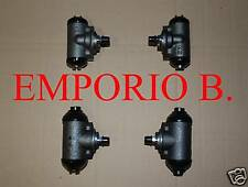 Kit 4 Cilindretti Pistoncini Freni FIAT 500 R / 126