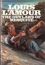1990/ THE OUTLAWS OF MESQUITE/ Louis L'Amour/ BANTAM Frontier Stories Collection