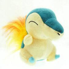 "Pokemon Plush Toy Cyndaquil Collectible Nintendo Game Stuffed Animal Doll 6"""