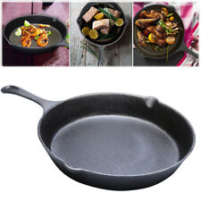 Grande fonte non-Stick Fry Pan BBQ induction cuisine crêpière Grill Pan uked